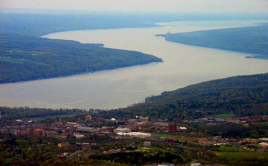 27 acres of hydrilla found in Cayuga Lake